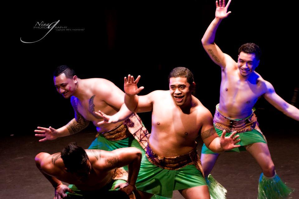 Modern Polynesian